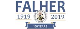 Town of Falher Logo